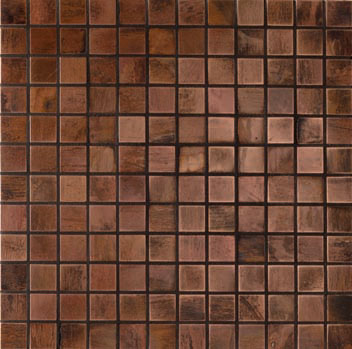 Mannington Accent Gallery Antique Copper Porcelain Tile - A07MMM