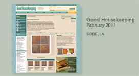 Mannington SobellaSupreme online coverage on Good Housekeeping