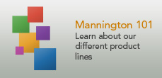 Mannington 101 - learn about our different product lines.